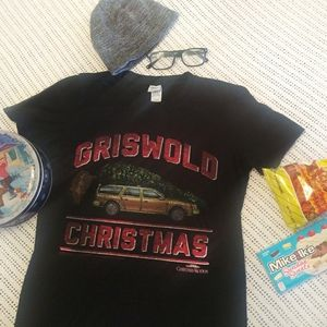 """🌲⛄National Lampoon """"Griswold Christmas"""" Tee!⛄🌲"""